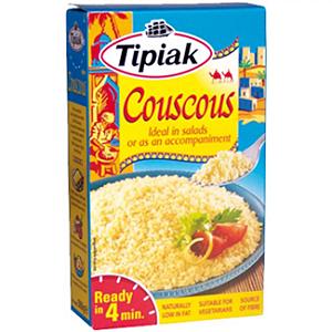 Couscous marroquino  Tipiak 500g