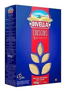 Couscous marroquino Divella 500g