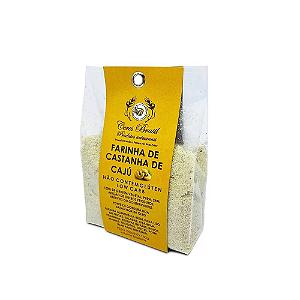 Farinha de castanha de caju sem gluten Ceres Brasil 150g
