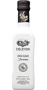 Azeite de oliva extra virgem premium deleyda 250ml