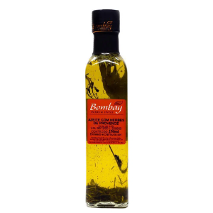 Azeite com herbes de provance Bombay 250ml