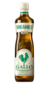 Azeite de oliva extra virgem organico Gallo 250ml