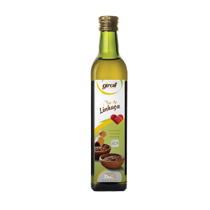 Oleo de linhaça dourada Giroil 250ml