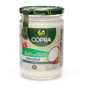Oleo de coco sem sabor Copra 500ml