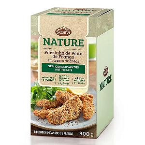 Filezinho de peito de frango nature Seara 300g