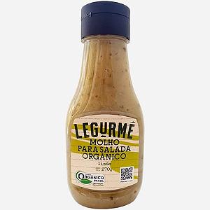 Molho para salada limão organico Legurme 270g