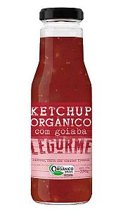 Ketchup com goiaba organico Legurme 330g