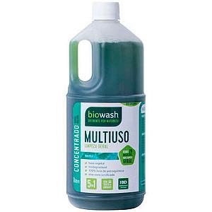 Multiuso concentrado menta Biowash 1l