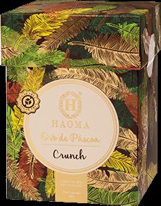 Ovo de pascoa crunch Haoma 300g