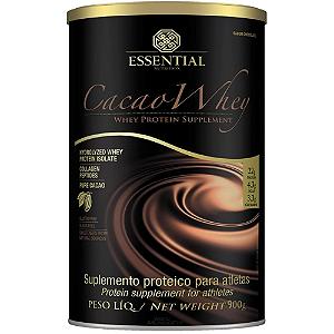 Cacao whey Essential 900g