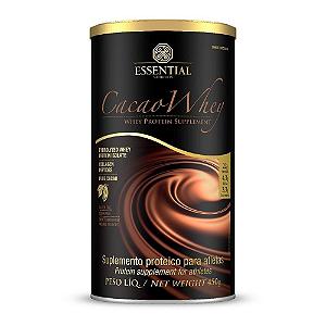 Cacao whey Essential 450g