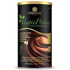 Immuno veggie protein chocolate Essential 512,4g