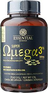 Omega 3 Essential 240 capsulas