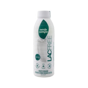 Iogurte lacfree tradicional Verde Campo 500g