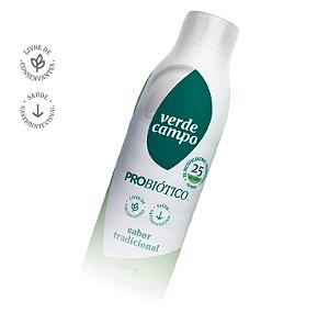 Iogurte probiotico tradicional Verde Campo 500g