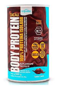 Body protein cacau Equaliv 600g
