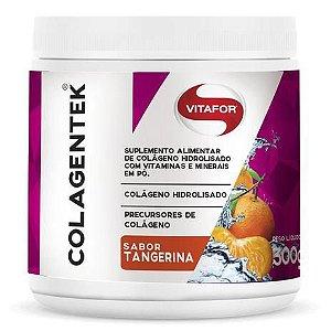 Colagentek sabor Tangerina VITAFOR 300g