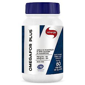 Omegafor Plus VITAFOR 60 Cápsulas de 1g cada