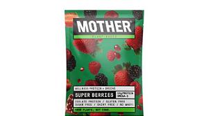 Proteina frutas vermelhas Mother sache 31g