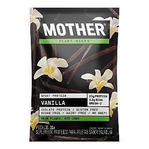 Proteina baunilha Mother sache 31g
