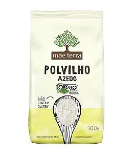 POVILHO AZEDO ORGÂNICO MÃE TERRA 400G