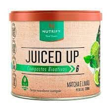 MATCHA COM LIMÃO JUICED UP NUTRIFY - 200G