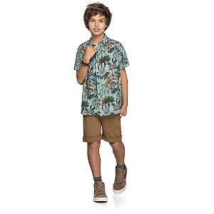 Camisa Forest - Mamma Mia