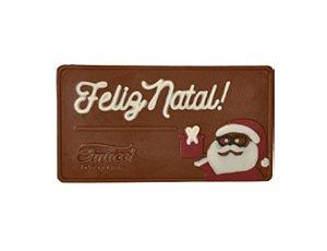Placa de Chocolate ao Leite 50g