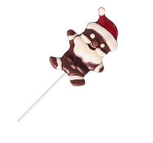 Pirulito Papai Noel ao Leite 24g