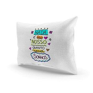 Almofada Decorativa - Nossos sonhos 2