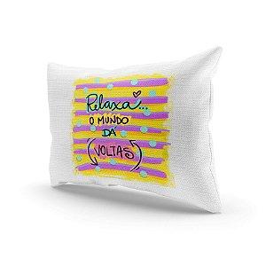 Almofada Decorativa - Relaxa ...