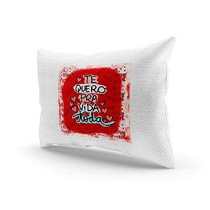 Almofada Decorativa - Te quero