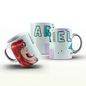 Caneca Personalizada  - Ariel