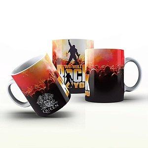 Caneca Personalizada Bandas  - Queen Rock You