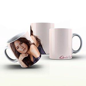 Caneca Personalizada Celebridades  - Demi Lovato