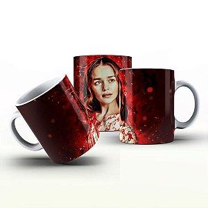 Caneca Personalizada Celebridades  - Emilia Clarke