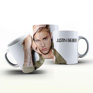 Caneca Personalizada Celebridades  - Justin Bieber
