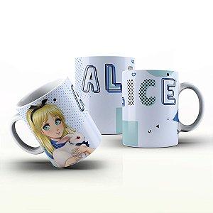 Caneca Personalizada  - Alice