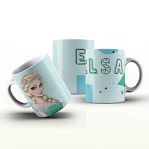 Caneca Personalizada  - Elsa