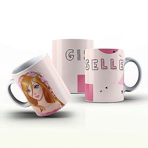 Caneca Personalizada  - Giselle