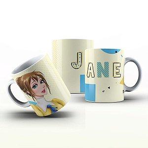 Caneca Personalizada  - Jane