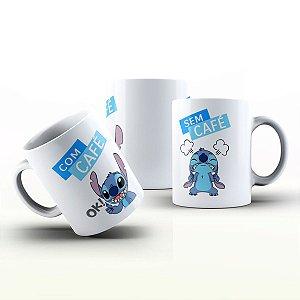 Caneca Personalizada Divertidas  - Stitch