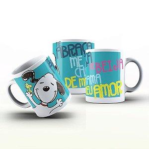 Caneca Personalizada Divertidas  - Snoopy