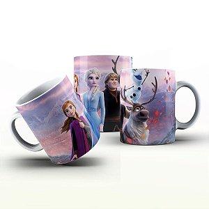 Caneca Personalizada Filmes  - Frozen