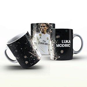 Caneca Personalizada Futebol  - Luka Modric