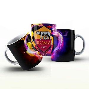 Caneca Personalizada Futebol  - Roma