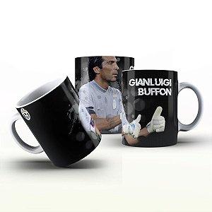 Caneca Personalizada Futebol  - Gianluigi Buffon