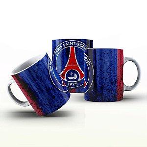 Caneca Personalizada Futebol  - Paris Santin Germain