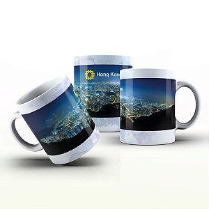 Caneca Personalizada Lugares   - Hong Kong