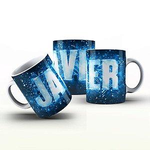 Caneca Personalizada X Tudo - Javier